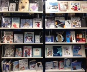 1412 Winter shelves