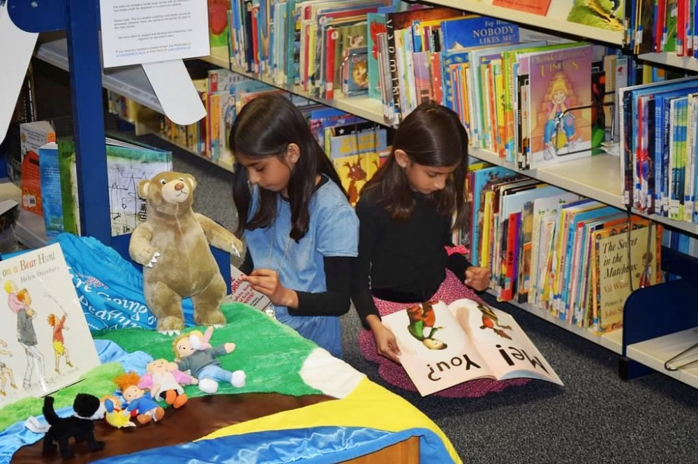S. F. Said writes about the opening of the Children's Book Corner in the Newsam Library at UCL IOE (2/4)