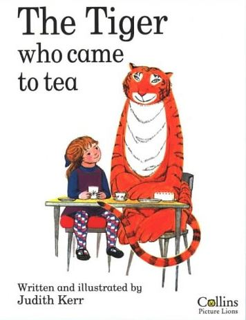 The tiger who came out of the page (1/3)