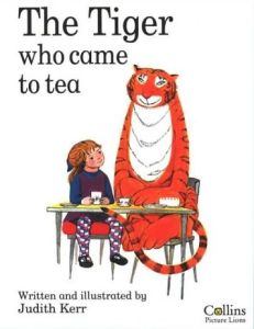 Cover of 'The tiger who came to tea'