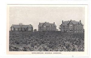 Image: Sandlebridge Schools from: http://www.warfordhistory.co.uk