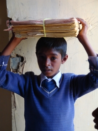 schoolboy-delivers-attendance-registers-for-research-analysis