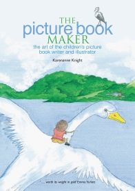Book cover: The picture book maker / Karenanne Knight.