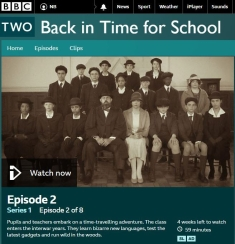 Back in Time for School 2