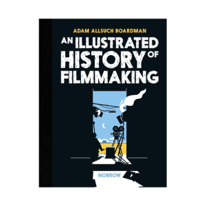 Book cover - Filmmaking - by Boardman.