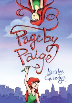 Book cover - Graphic novel - Page by Paige - by Gulledge.