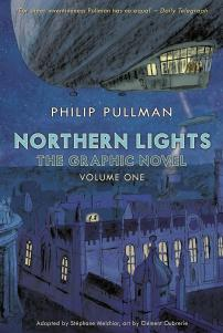 Book cover - Graphic novel - Northern lights - by Melchior and Oubrerie.