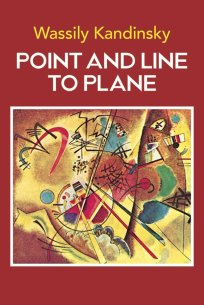 COVER Point line by Kandinsky at Dover