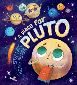 COVER Pluto by Wade