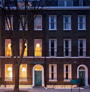 • Charles Dickens Museum at 48 Doughty Street.